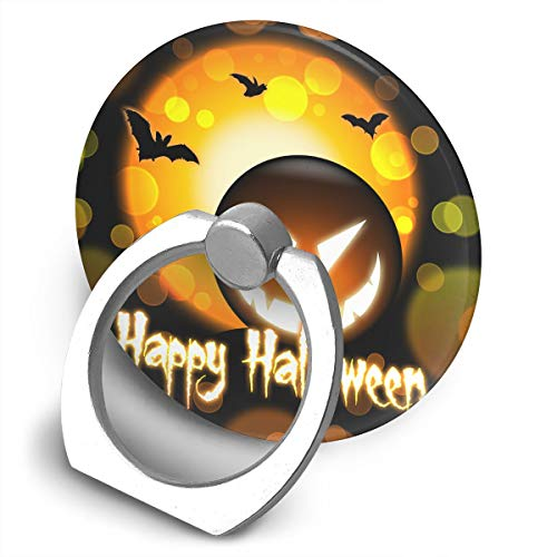Cell Phone Finger Ring Holder Halloween Figure 360 Degree Rotating Stand Grip Mount Phone Bracket
