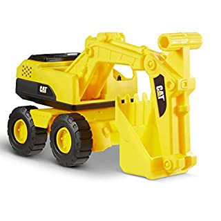 "Cat Construction 15"" Toy Excavator"