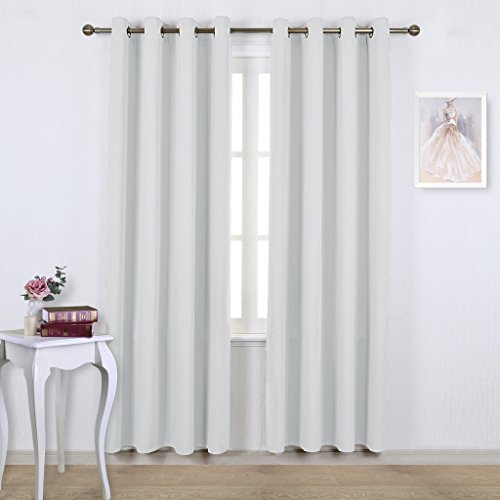 Cheap  NICETOWN Room Darkening Curtain Panels - Home Fashion Ring Top Thermal Insulated..