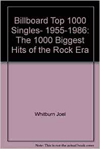 The Whitburn Project: 120 Years of Music Chart History
