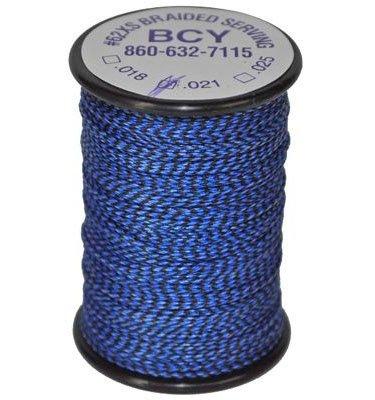 (Bohning Serving Thread NO 62 Braid (.021) Blue )