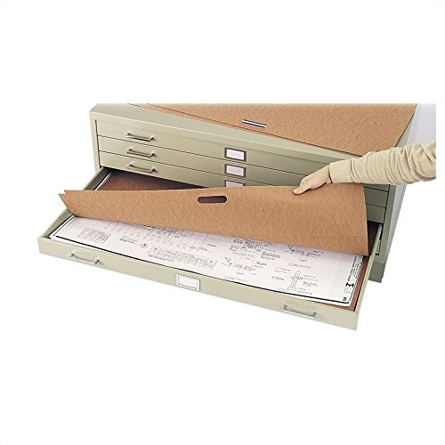 Plan File - SAF3012 - Flat File Plan Portfolios with Hand Hold