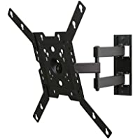 Peerless ETA4x4 Full Motion Tilting Wall Mount for 22-46-Inch Displays (Black) (Discontinued by Manufacturer)