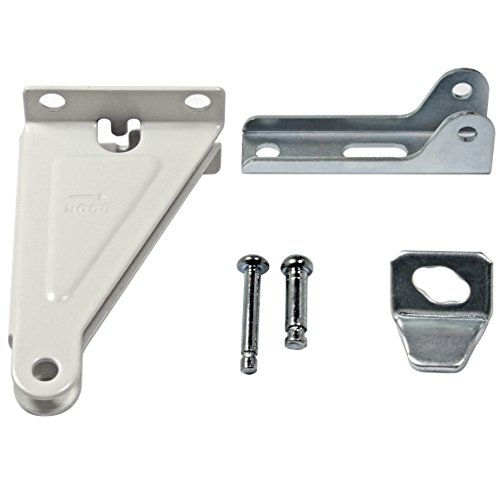 Ideal Security SK25W SK25 Storm Door Closer Repair Kit White