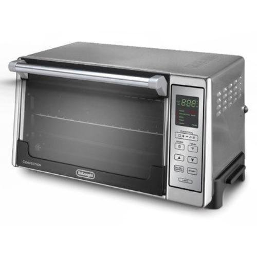 User-Friendly Digital Controls Toaster Oven (Delonghi Digital Toaster Oven compare prices)
