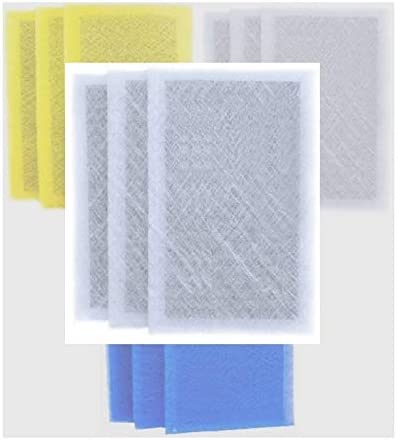 Clean Air Filter >> Oem Electro Breeze 6 Pack 1 Free Replacement Filter Pads 16x25 For Clean Air Defense System Air Ranger Air Cleaner Measure The Air Cleaner Frame