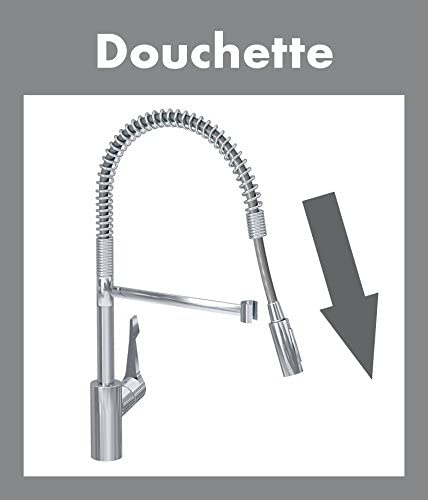 hansgrohe cento l kitchen mixer tap with high spout