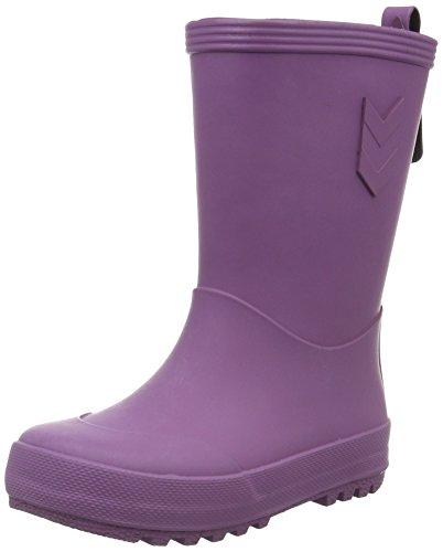 Hummel Mädchen Rubberboot Gummistiefel Violett (Argyle Purple)