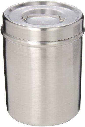 Polar Ware 2J Stainless Steel Dressing Jar with Slip-Over...