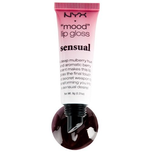 cosmetics mood lip gloss shiny