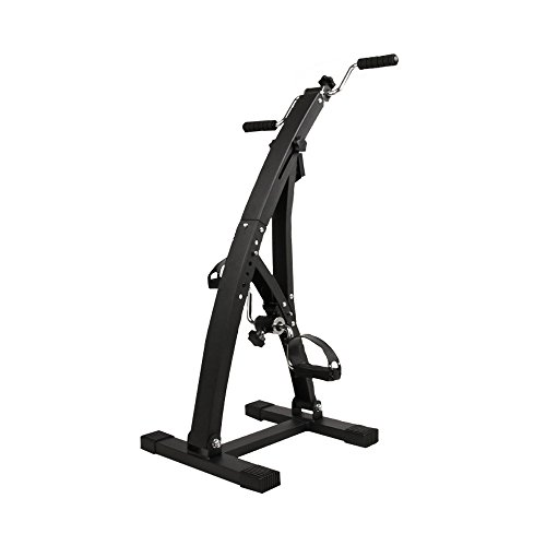 Vogvigo Indoor Training Equipment Leg Training Rehabilitation Bike Upper & Lower Extremity Training Equipment Stepper Exercise Bike for Elderly by Vogvigo