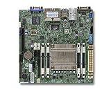 PC Hardware : Supermicro Mini ITX A1SRI-2558F-O Quad Core DDR3 1333 MHz Motherboard and CPU Combo