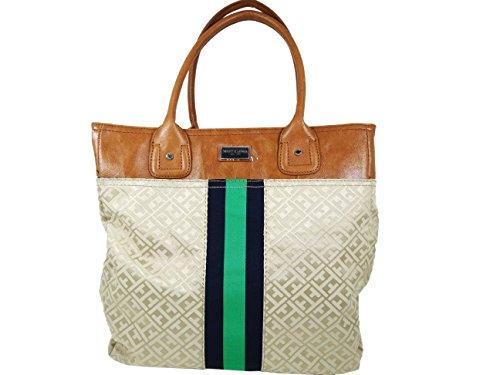 Tommy Hilfiger Purse Large Beige Handbag