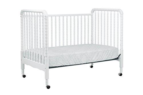 DaVinci Jenny Lind Stationary Crib, White by DaVinci (Image #7)