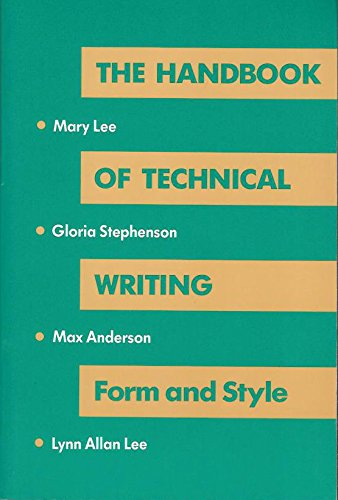 Technical Communication Anderson Pdf