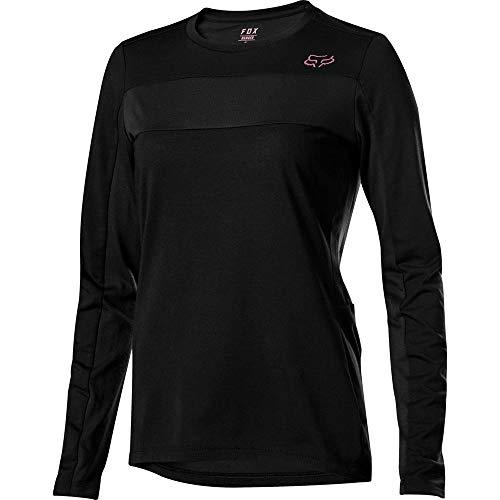 Fox Racing Ranger Dri-Release Long-Sleeve Jersey - Women's Black, S