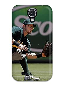 Alpha Analytical's Shop New Style oakland athletics MLB Sports & Colleges best Samsung Galaxy S4 cases