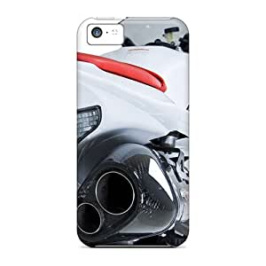 Perfect Hard Phone Cover For Iphone 5c With Unique Design Trendy Yamaha Skin Marycase88