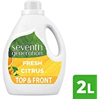 Seventh Generation Laundry Liquid Fresh Citrus 2L
