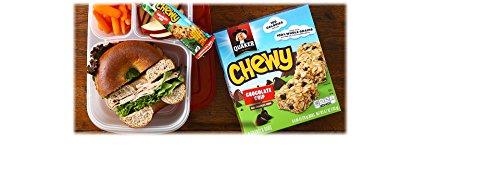 030000311820 - Quaker Chocolate Chip Bars - 0.84 oz - 8 Count carousel main 4