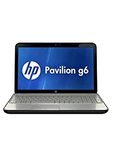 "HP Pavilion g6-2321ss - Ordenador portátil de 15.6"" (Core i7 3632QM, 500 GB, 8 GB de RAM, Intel HD 4000, Windows 8) Plateado - Teclado QWERTY español"
