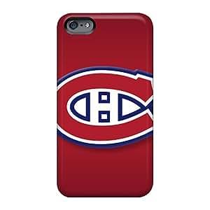 Apple Iphone 6 VBK6929JLTv Provide Private Custom Nice Montreal Canadiens Pattern Durable Hard Cell-phone Case -JacquieWasylnuk