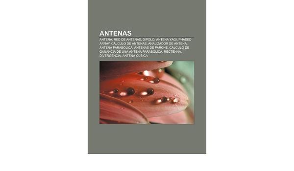 Antenas: Antena, Red De Antenas, Dipolo,: Antena, Red de ...