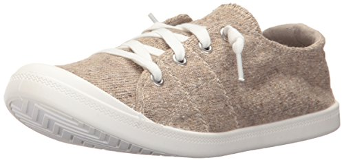 Not Rated Womens Akira Fashion Sneaker Beige