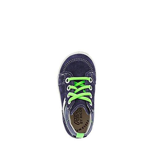 Bleu Pas pour {Chaussures Vert Garçon Bébé Premiers Ricosta xwYRO4