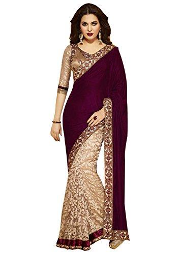 Sapphire Fashions Women Indian Pakistani Bollywood Designer Party Wear Saree Sari