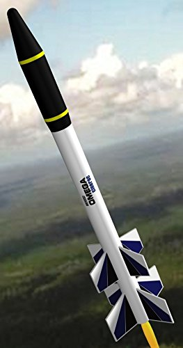 Semroc Flying Model Rocket Kit Omega KV-64