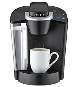 Keurig K55 Single Serve Programmable K-Cup Pod Coffee Maker, Black from Keurig