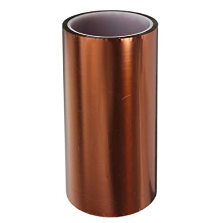 200mm 20cm x 30M Kapton Tape High Temperature Heat Resistant Polyimide F019-200