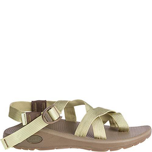 Chaco Zcloud 2 Sandals - Women's Metallic Gold 6 - Metalic Strap High Heel