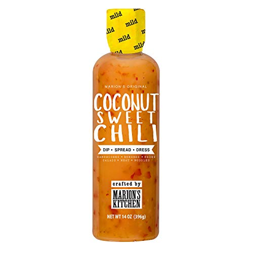 Marion's Kitchen Coconut Sweet Chili Sauce, 6 Pack, 14 Oz.