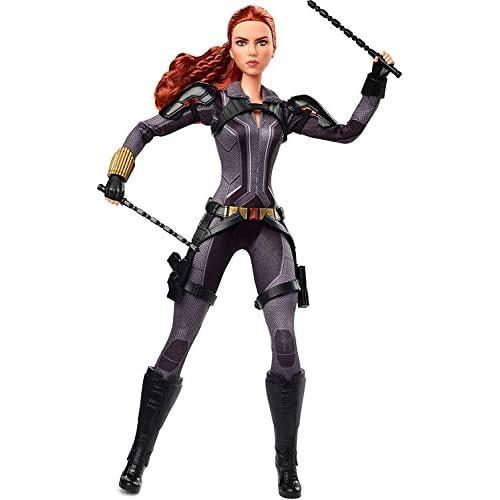 Barbie Marvel's Black Widow...