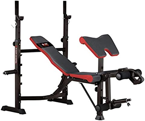 Weight Lifting Bench W Arm Curl Weight Bench For details on mat, click here. weight bench