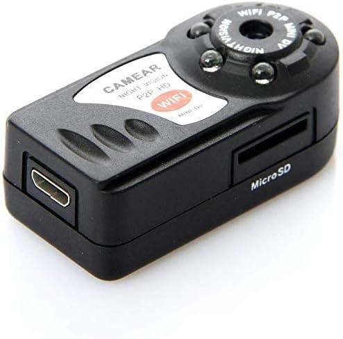 P2P HD Mini Wifi DVR IP Camera Camcorder Video Recorder Night Vision DV DVR New