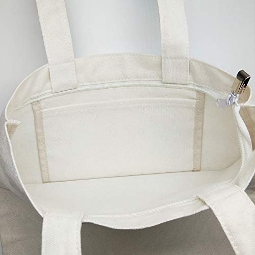 Bolsas Qpzyb Lona Compras Comestibles red Reutilizables Calidad White Alta De Mujeres Paquete Algodón Bolsa Capacidad AAw01xq4