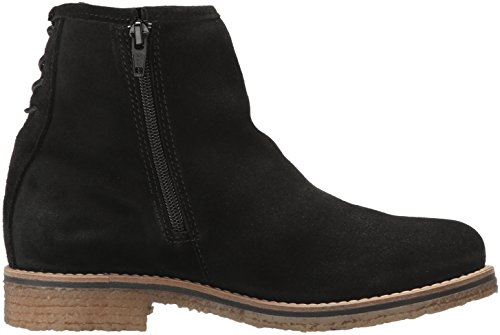 Women's Black Bay Co Boot Ankle amp; Suede Bos fqOw6Cx
