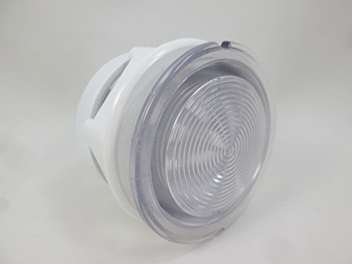 Spa Hot Tub Clear Light Lens 3 1/4