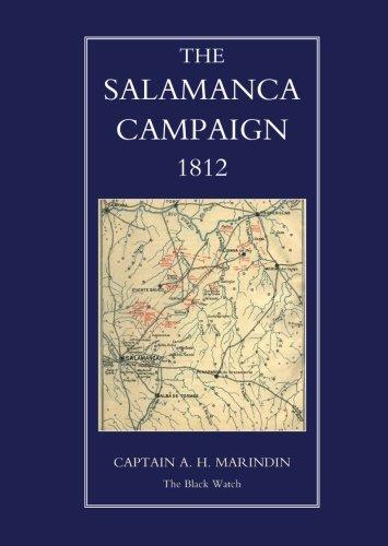Download SALAMANCA CAMPAIGN 1812 ebook