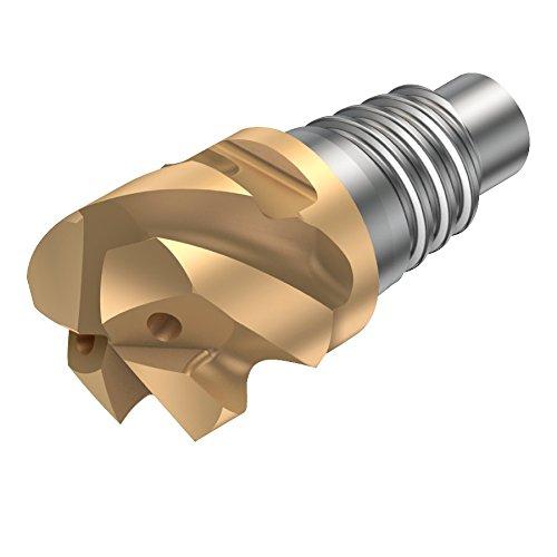 0.06 mm Corner Radius Positive Chip Breaker Sandvik Coromant 316-10HM450C10015P 1030 Carbide Milling Insert