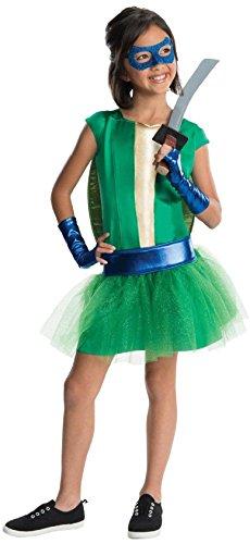 Girls Ninja Turtles Costume - Small