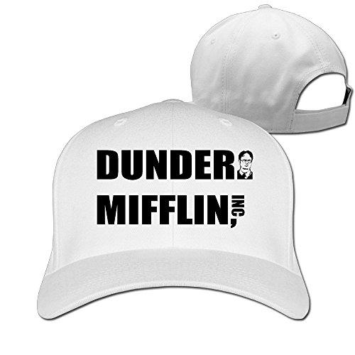 Dunder Mifflin Adjustable Plain Hat - Hat Biggest Size