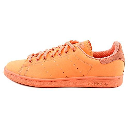 Adidas Mens Stan Smith Adicolor Sunglo Sole Bagliore