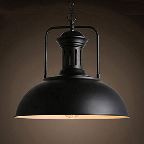 Industrial Dome Pendant Light in Florida - 7