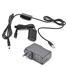 Vitesun AC-PW20 USB Cable 5V-8.4V + NP-FW50 Couplers DC VG-C2EM grip for Sony NEX3 NEX 5 7 SLT-A33 A55 SLT-A35 a7/7R a7II a6000 a3000