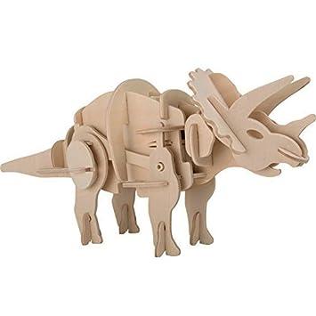 Legler 6947 Dino Triceratops De Robot 41 Productos Madera TcK1JFl