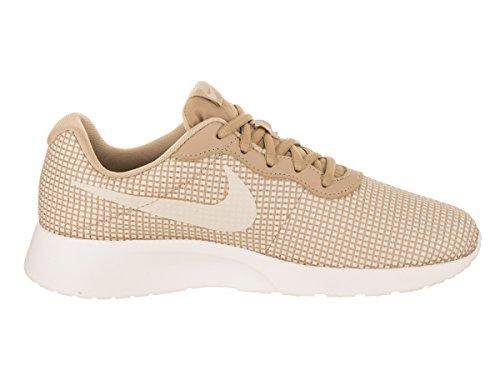 Nike Tanjun - Zapatillas Para Mujer, Color Negro/Blanco Beige